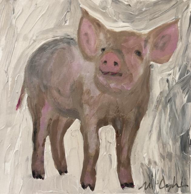 Larry McLaughlin, 'Piggy Portrait #3', 2019, White Space Art Asia