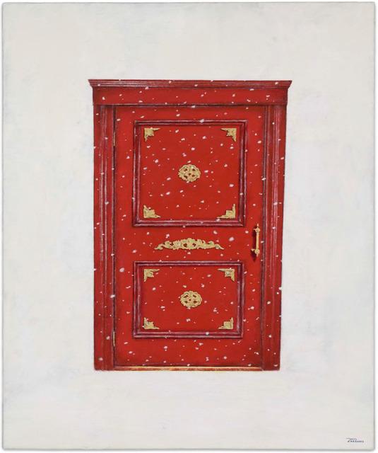 , 'The Door in the Snow,' 2018, 1969 Gallery