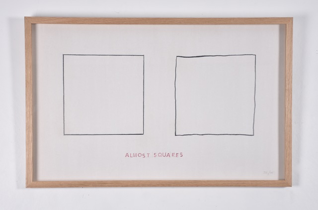, 'Modal Drawing (Almost Squares),' 1975, RCM Galerie