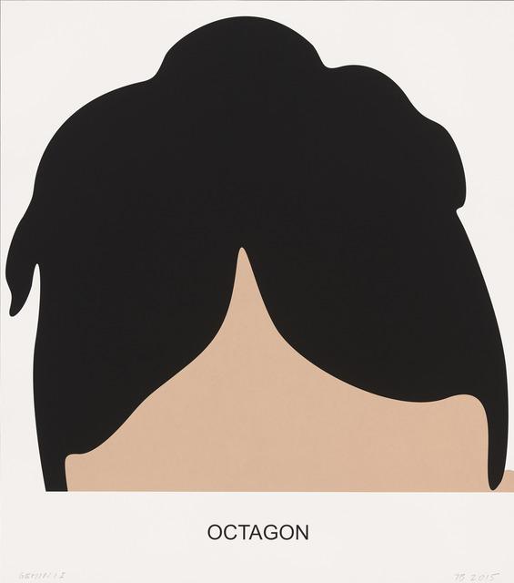 , 'Octagon,' 2016, Gemini G.E.L. at Joni Moisant Weyl