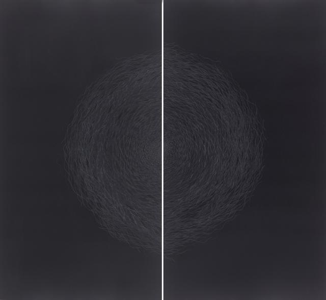 , 'genesis to historical memory,' 2018, Galerie Krinzinger