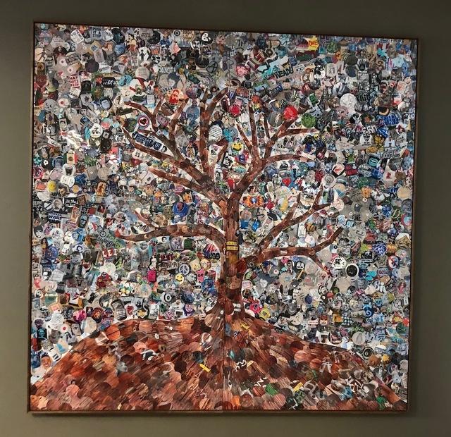 "Lev ""Lever"" Rukhin, 'Lapsarian Tree', 2019, L'Atelier Ldep Concierge & Gallery"