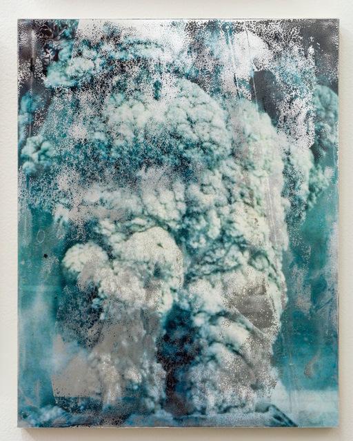 , 'Eruption 2,' 2017, MKG127