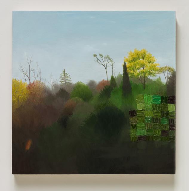 , 'Hilltop,' 2016, Craig Krull Gallery