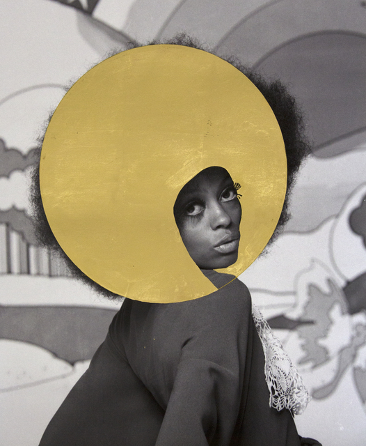 , 'Platinum (Diana Ross),' 2015, Gallery 16