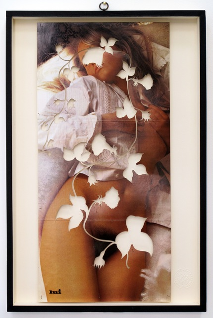 , 'You Can Learn a Lot of Things From the Flowers XVa -Ipomea - Lui - Marianne,' 2011, Less is More Projects