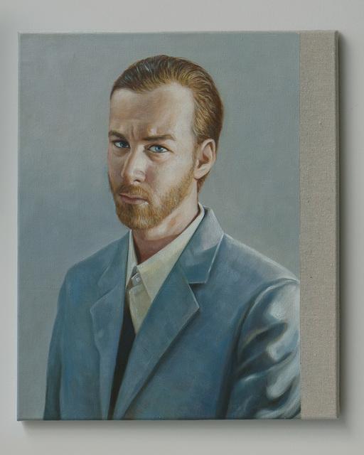 , 'Chinese Whisper Neue Malerei (Van Gogh IV),' 2015, PEANA