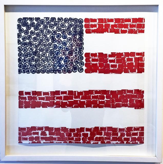 , 'Flag,' 2000, Madelyn Jordon Fine Art