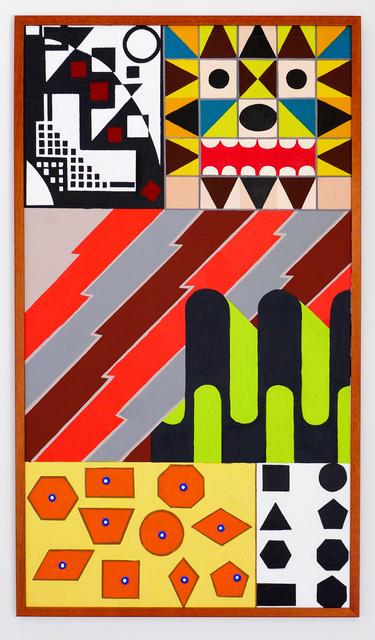 , 'Folk Modern/Naef,' 2013, Fleisher/Ollman