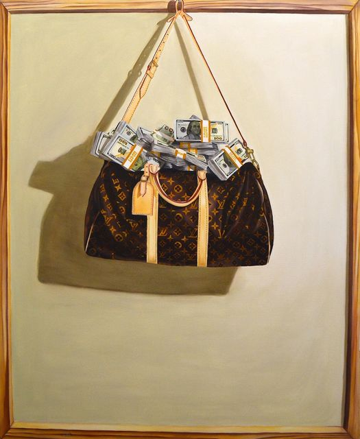 , 'Money Bag ,' 2018, Artist's Proof