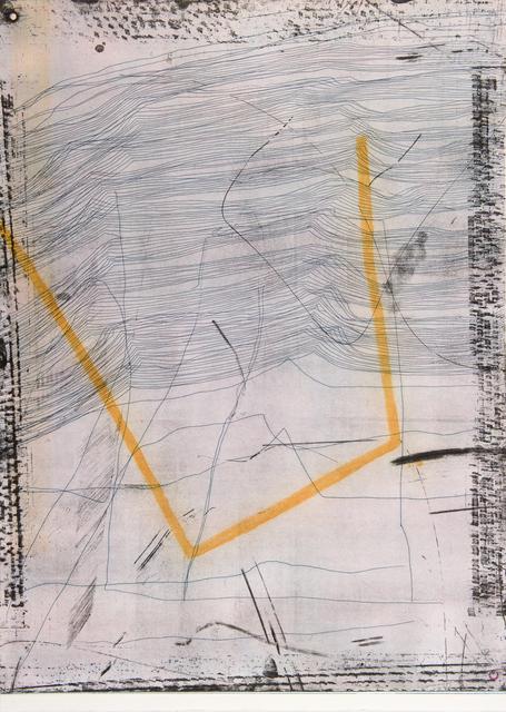 Shaun O'Dell, 'Mound Plates', 2014, Inman Gallery