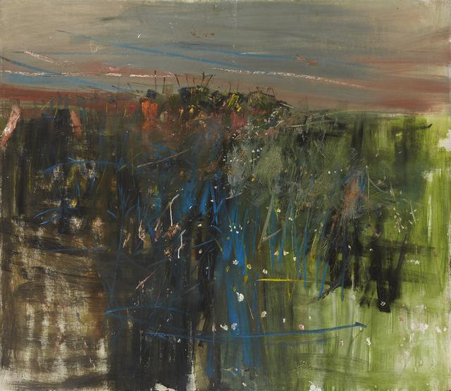, 'Fields, Catterline ,' , Cyril Gerber Fine Art/ Compass Gallery