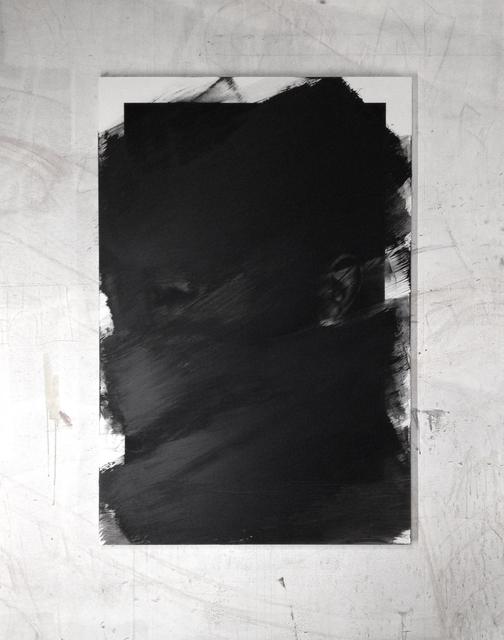 , 'Black Series 04,' 2017, Galerie Alex Schlesinger