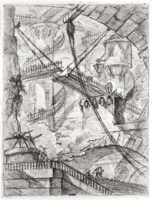 , 'The Drawbridge,' , David Tunick, Inc.