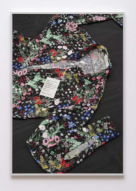 , 'Pen/PR Shirt (from to [icon] ) ,' 2016, Kadel Willborn