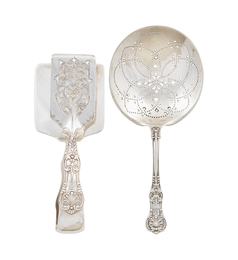 Tiffany & Co. Sterling Silver Serving Pieces