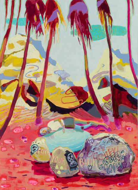 , 'Little Eden,' 2018, Asya Geisberg Gallery