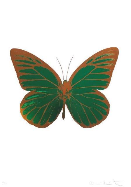 Damien Hirst, 'The Souls I - Emerald Green - Prairie Copper', 2010, Kunsthuis Amsterdam