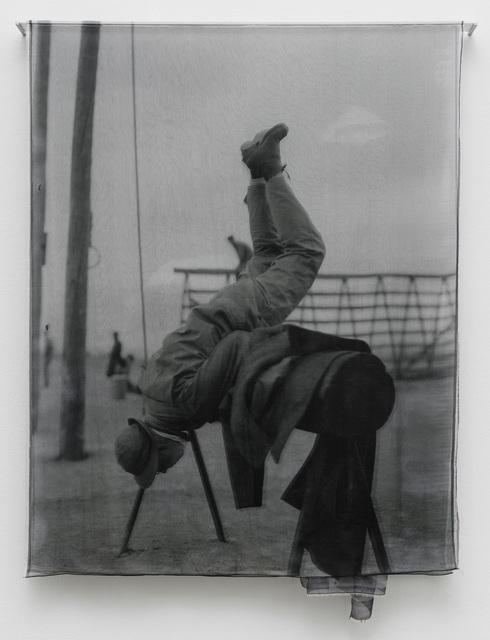 "Rosângela Rennó, '""Insólidos series - Untitled (acrobacia)""', 2014, Cristina Guerra Contemporary Art"