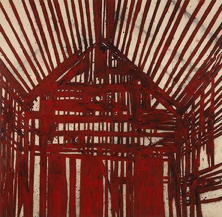 , 'Red Interior,' 1999, Ben Brown Fine Arts