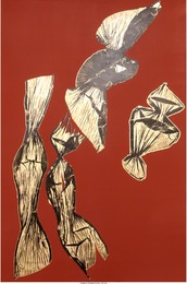 Lynda Benglis, 'Dual Nature (Brown),' 1991, Heritage Auctions: Valentine's Day Prints & Multiples