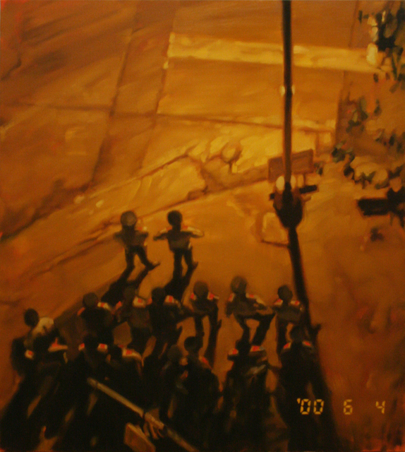 , 'June 4, 2000. Shantou (The Night Watch),' 2008, Anglim Gilbert Gallery