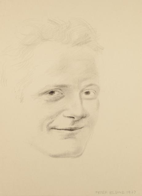 , 'Self Portrait,' 1937, ACA Galleries