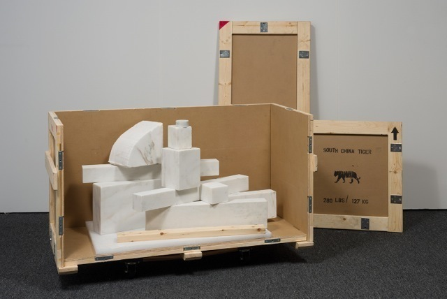 , 'Marble Blocks - 280 lbs - or South China Tiger (China),' 2014, American Contemporary