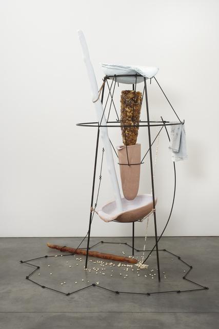 , 'The Bather,' 2014, Fondation Phi