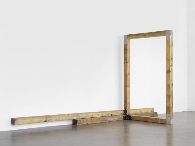 , 'A Hinge,' 2014, Galerie Eva Presenhuber