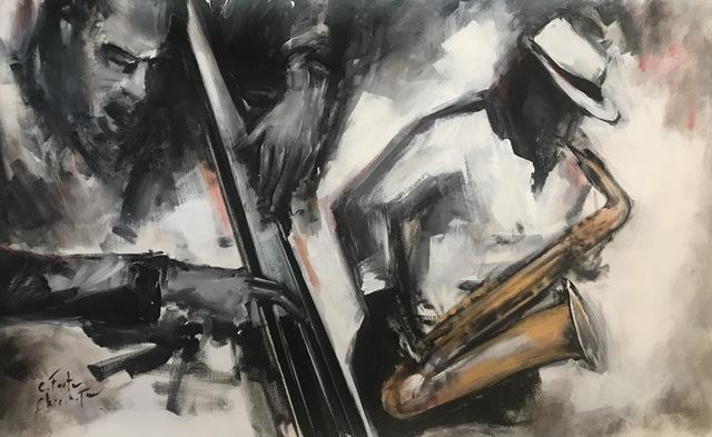 , 'Jazz,' 2019, Susan Mains Gallery