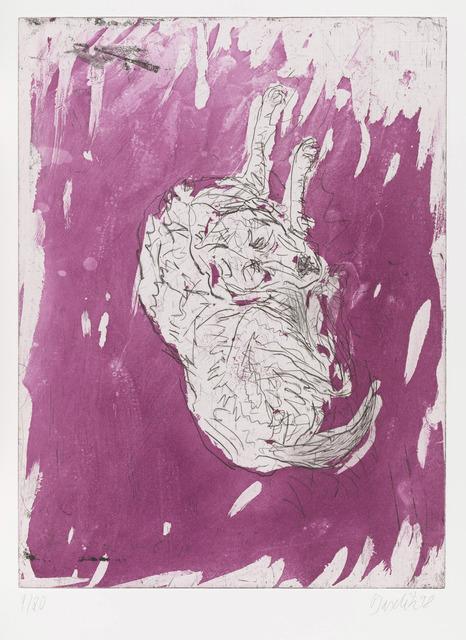 ", 'Quarto, from ""Schlafende Hunde"",' 1998-1999, Gagosian"