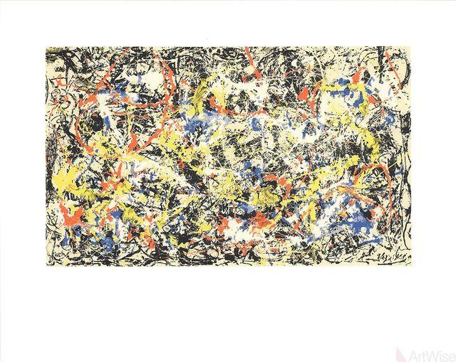 , 'Convergence,' 1991, ArtWise