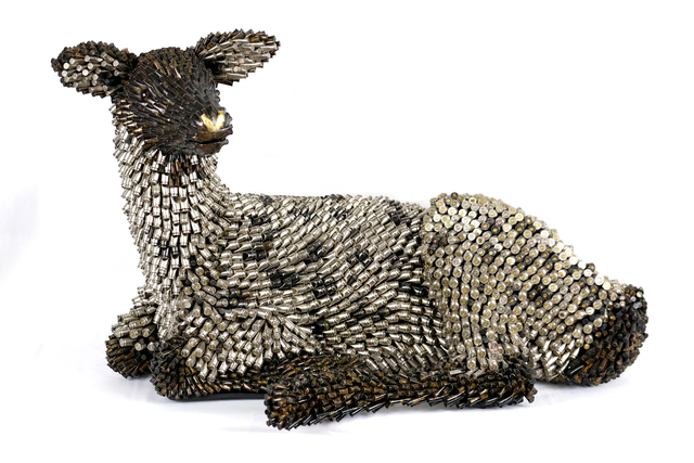 , 'Lamb,' 2018, Adelson Galleries