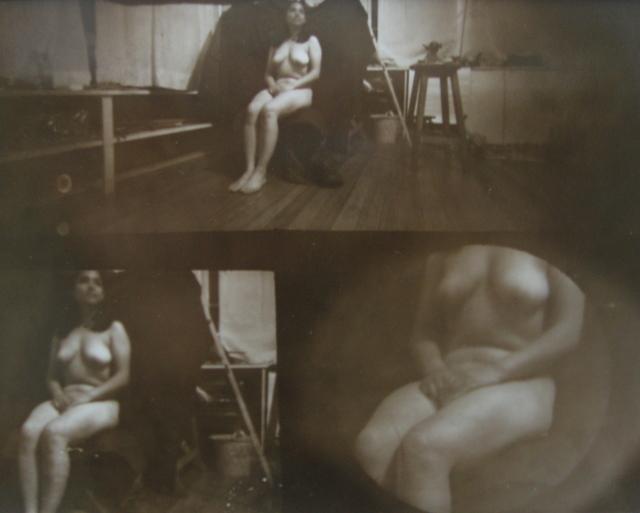 Carlos Jurado, 'Desnudo Camara Triple', 1973, PDNB Gallery