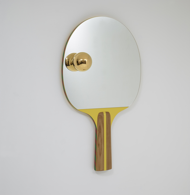 , 'Racket Mirror,' 2015, Galerie kreo
