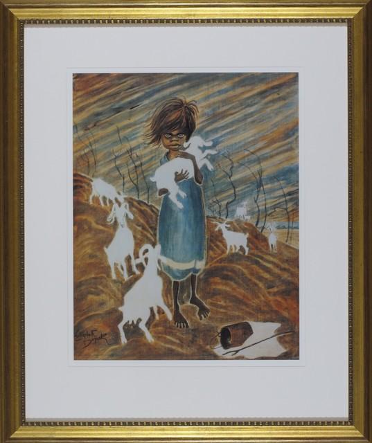 Elizabeth Durack, 'The kid ', 1935-2000, Wentworth Galleries