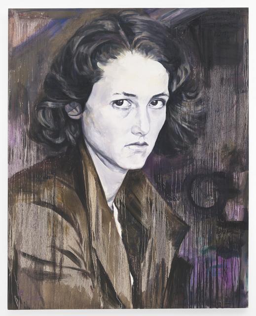 , 'Ruby (American River Camp, 1936),' 2016, Nancy Hoffman Gallery