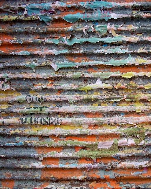 , 'Istanbul Metal Colors #1,' 2013, InLiquid