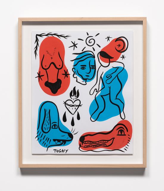 , 'Burnin' Luv,' 2019, Brannan Mason Gallery
