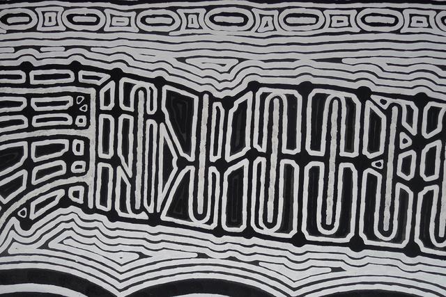 Claude Carter, 'Limestone Ridge at Gooboorooru Cave', JGM Gallery
