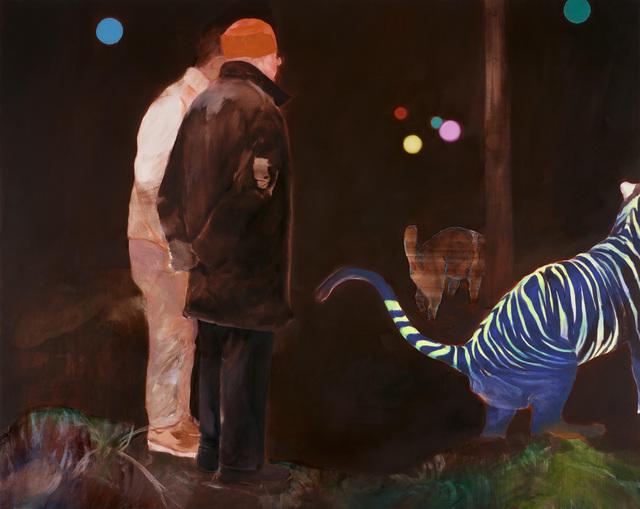 , 'Festival - Zoo 3 ,' 2019, Edouard Malingue Gallery