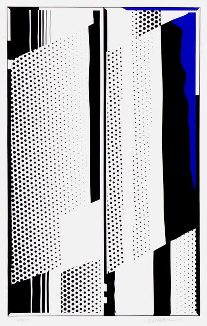 Roy Lichtenstein, 'Twin Mirrors', 1970, 440 Gallery