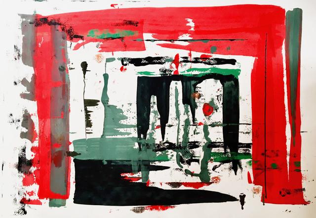 , 'Explosión III,' 2018, Artig Gallery