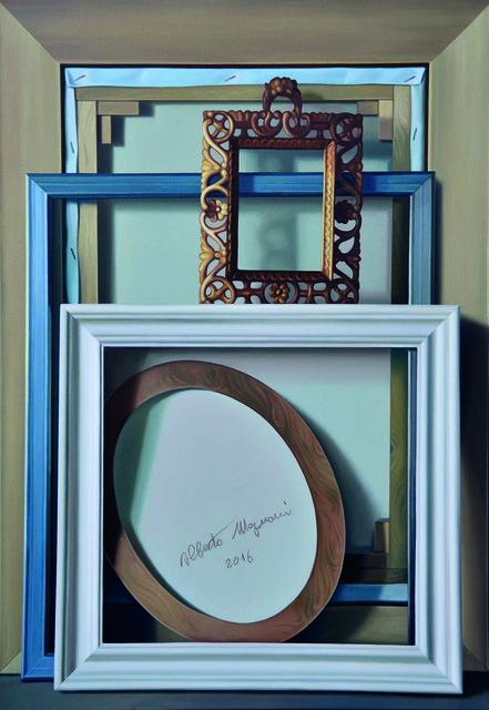 , 'Frames,' 2016, Galleria Punto Sull'Arte