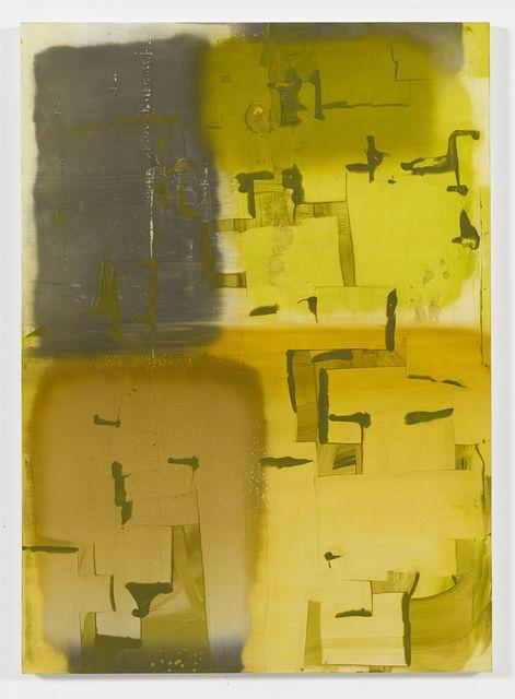Florin Kompatscher, 'Ohne TItel', 2011, Painting, Öl auf Leinen, Galerie Elisabeth & Klaus Thoman