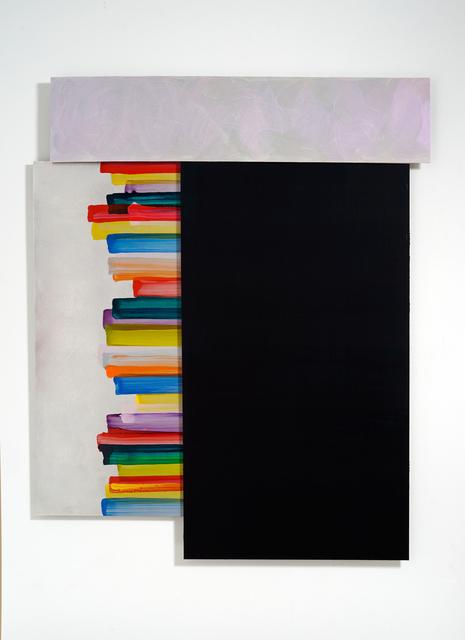 , 'composite painting #40,' 2018, Galerie Floss & Schultz