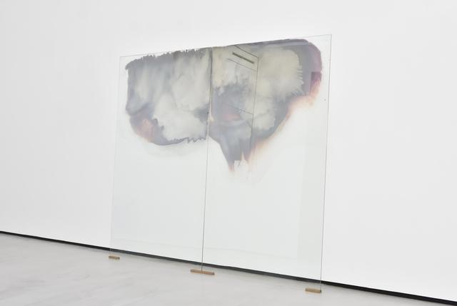 , 'Smoke Cloud VI,' 2015, Galerie Christophe Gaillard
