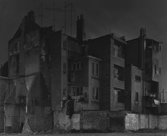 , 'Bruxelles (1041-81-051),' 1980-1987, Galerie Les filles du calvaire