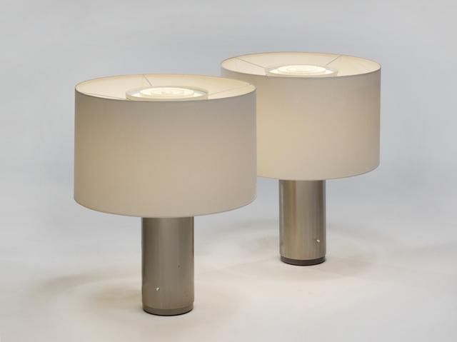 , 'Pair of F6 Lamps,' 1960, Demisch Danant